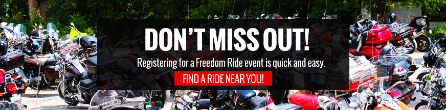 Register For A Ride Today!